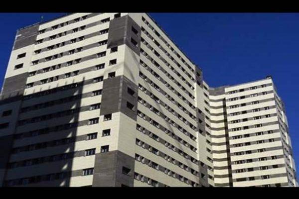 110 متر برج مسکونی پامچال