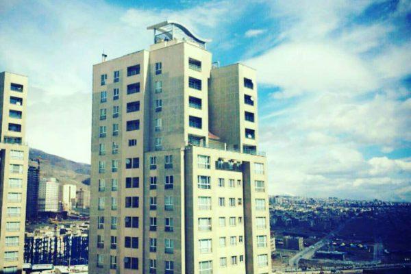 135متر برج پارسیا