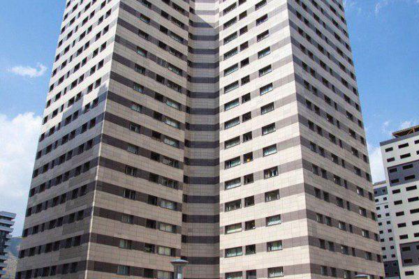 92 متر برج ارکیده