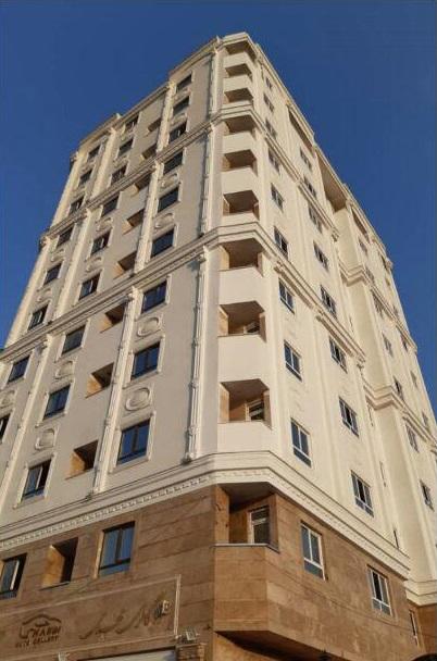 140متر برج آریانا