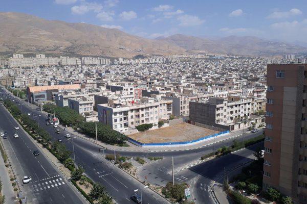 95 متر شهرک گلستان غربی