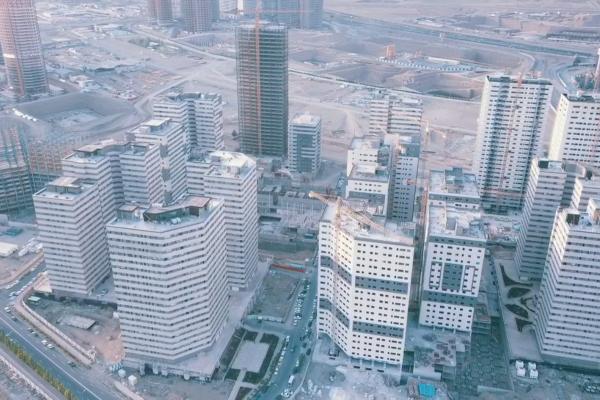 76 متر برج ارکیده