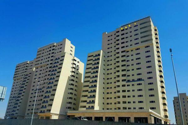 165 متر برج مهستان