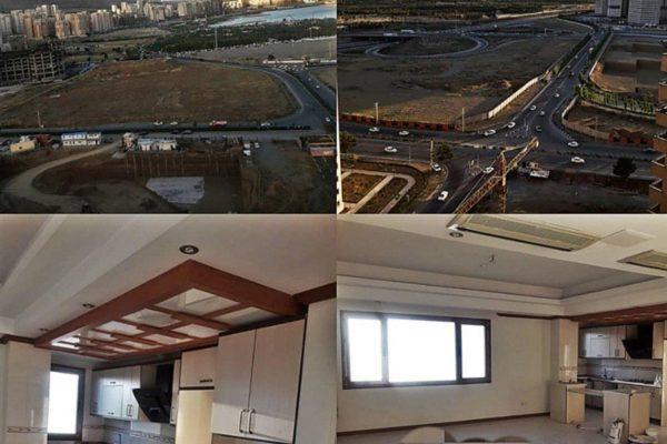 فروش آپارتمان 160 متر برج امین