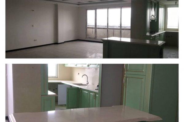 اجاره آپارتمان در برج یاس