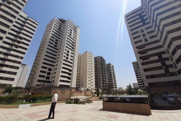 فروش آپارتمان در شهرک زیتون