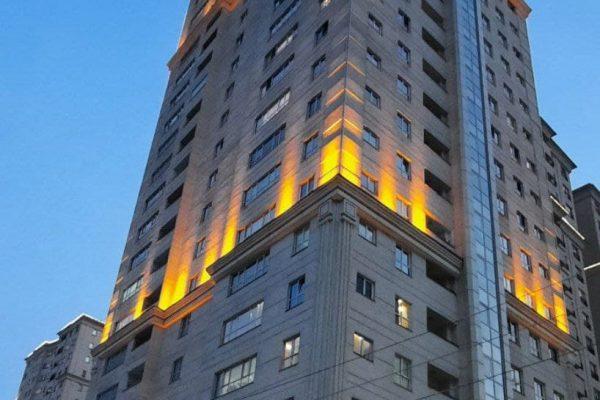 فروش آپارتمان در برج لوکس ستاره غرب