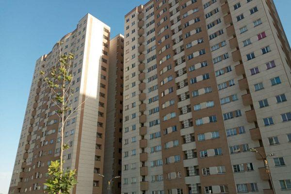 فروش آپارتمان در برج بهاران