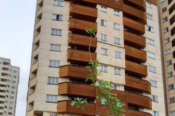 فروش آپارتمان در برج یاس کوهک