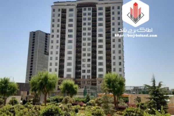فروش آپارتمان در برج وزارت کار