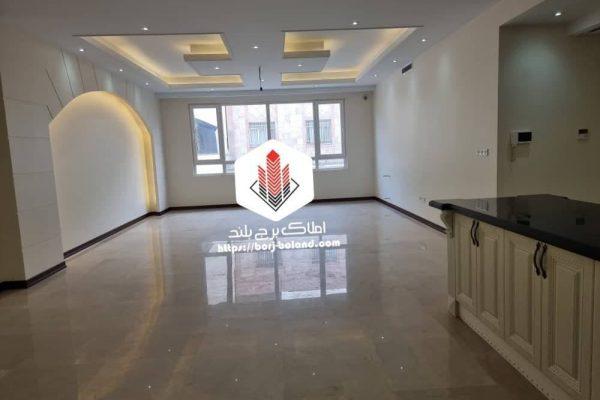 125 متر آپارتمان شخصی ساز شهرک راه اهن