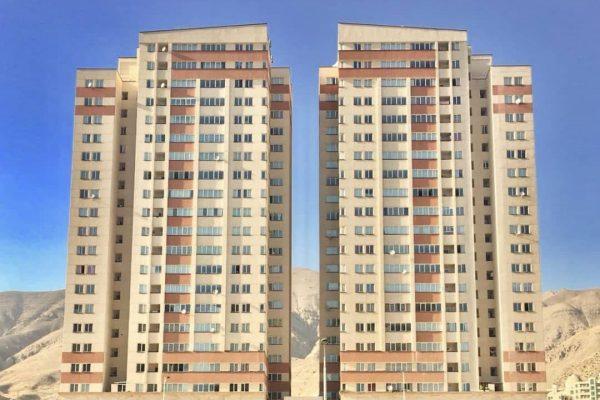 فروش آپارتمان در برج های 12 فروردین