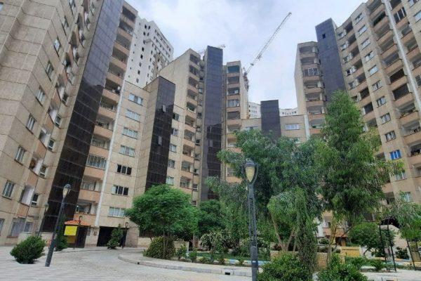 فروش آپارتمان در برج قاعم فاز 2