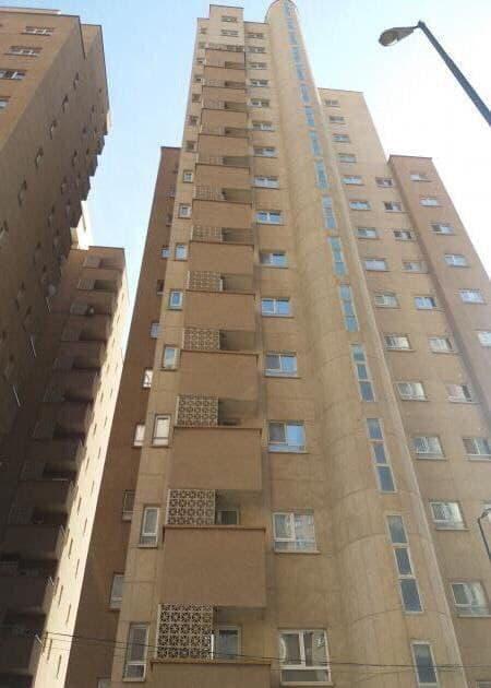 فروش آپارتمان در برج صیاد شیرازی فاز1