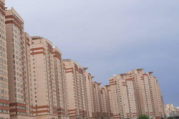 اجاره آپارتمان در برج های اسمان