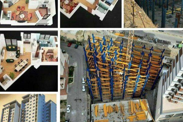 پیش فروش پروژه برج ترنج