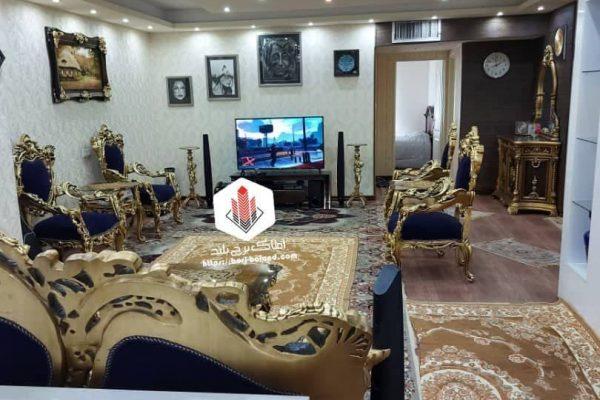 فروش آپارتمان در مجتمع بازنشستگان ارتش