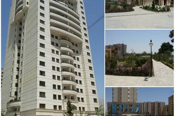 اجاره آپارتمان در برج لوکس پاریز
