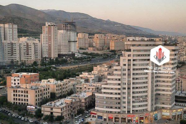 فروش آپارتمان در شهرک نمونه سپاه