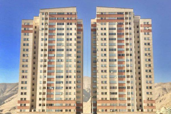 اجاره آپارتمان در برج اسمان3